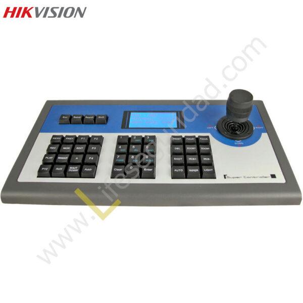 DS1003KI CONTROL 3D PARA DOMOS INTEGRADOS CON PANTALLA LCD CONTROLA DVR Y PTZ HIKVISION 1