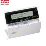 LCD4501 Teclado LCD para Mensajes Programables MAXSYS LCD4501