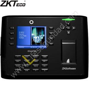ICLOCK700 Lector de Huella Digital para Control de Acceso y Asistencia c/fuente