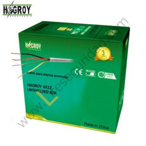 HG-4X22UN-300 Cable de alarma Hagroy 4X22 300m