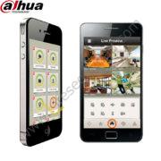 iDMSS Control de Cámaras DMSS para iOS / Android de Dahua