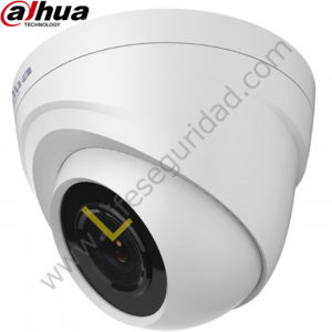 HDW1000RN DOMO INTERIOR | 1.0 MP | 720P | 3.6mm | Dia & Noche | IR: 20m