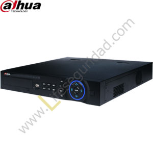 HCVR7416L DVR 16Ch TRIBRIDO ( Análogo 960H / IP / HDCVI ) 04 Audio | H.264 | 480 fps | 1080P | 2 HDMI | 4 HDD | 16ch IP