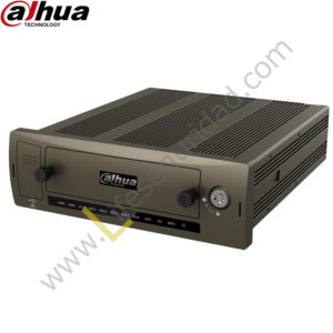 MCVR5104-GFW DVR Móvil 4ch ( Analogo 960H / HDCVI ) 04 Audio | H.264 | 120 fps | 720p / 1080p | VGA | 1 HDD | 4G-WiFi-GPS