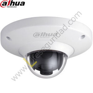 IPC-EB5500N CAMARA FISHEYE | 360° | CMOS 1/3'' | 5.0 MP| dWDR | IP67 | IK10 | Audio | PoE