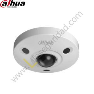 IPC-EBW81200N CAMARA FISHEYE | 360° | CMOS 1/2.3'' | 12.0 MP| dWDR | IP67 | IK10 | Audio | PoE