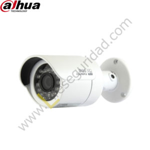 HFW2220SN TUBO EXTERIOR | 2.4 MP | 1080P | 3.6mm | IP67 | IR: 30m