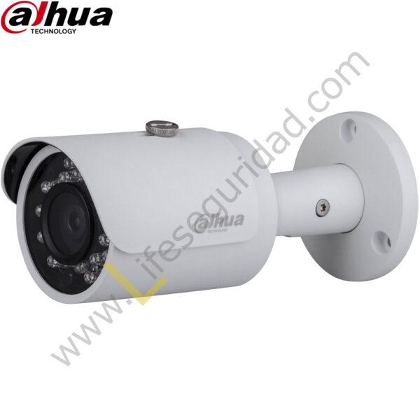 "IPC-HFW1320S TUBO EXTERIOR | CMOS 1/3"" ICR | 3.0 MP | 1080P | 3"
