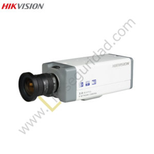 DS2CD852MF-E CAMARA IP FIJA TRUE DIA/NOCHE 2 MEGAPIXEL H.264 PARA INTERIOR