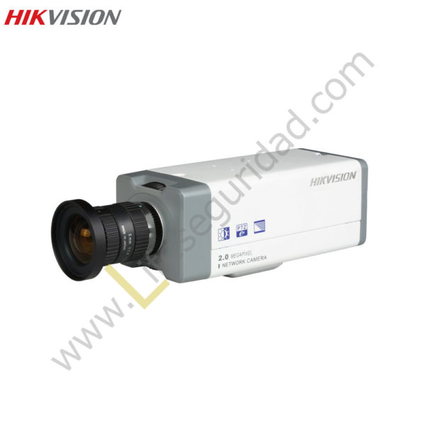 DS2CD852MF-E CAMARA IP FIJA TRUE DIA/NOCHE 2 MEGAPIXEL H