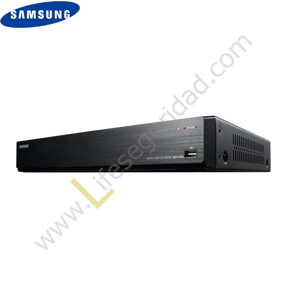 SRD-1642-1TB DVR - ALMACENAMIENTO ANALOGO
