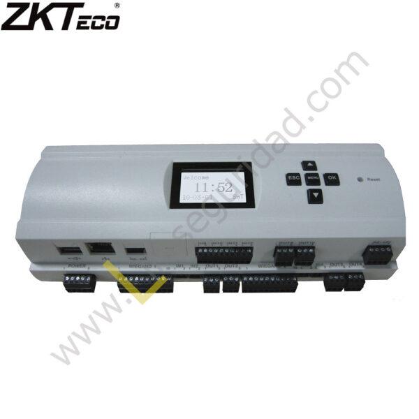 EC10 Panel para Control de ascensores 10 pisos / 3000 huellas / 30000 tarjetas / Soporta 3 ZK-EX10 1