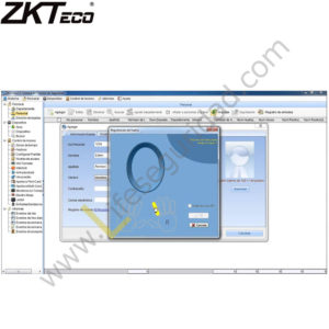 ZK-ACCESS3.5 LICENCIA C. ACCESO SIMPLE