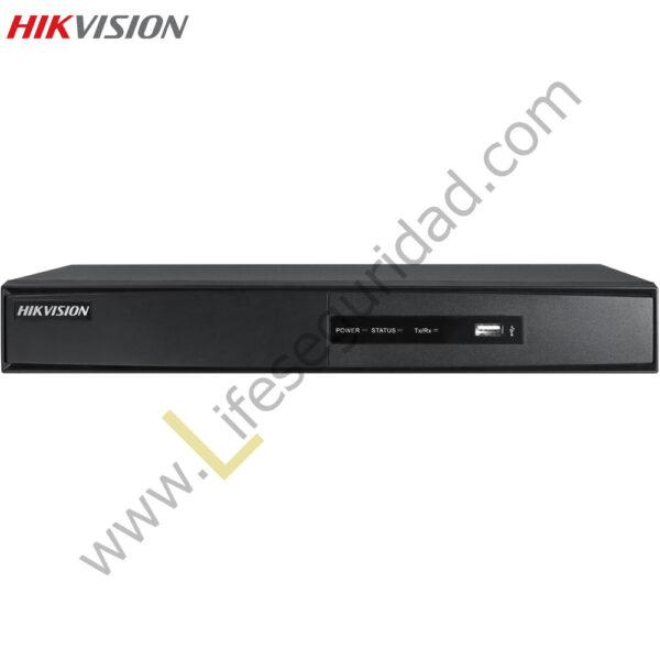 DS7204HGHI-SH DVR 4CH RESOLUCION 720P (1280X720) HDMI, 1HDD 1