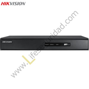 DS7208HGHI-SH DVR 8CH RESOLUCION 720P (1280X720) HDMI, 1HDD