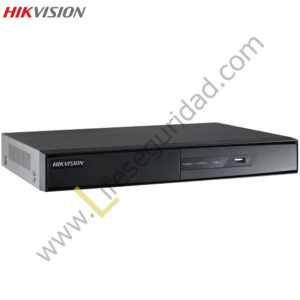 DS7208HWI-SHAL DVR 8CH / H.264 / WD1 / VGA-HDMI / SOPORTA 2HDD / DUAL STREAM