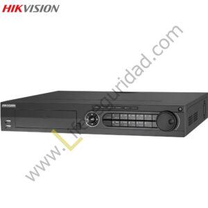 DS7316HQHI-SH DVR 16CH RESOLUCIÓN 1080P (1920X1080) HDMI, 4HDD, 4 CH AUDIO