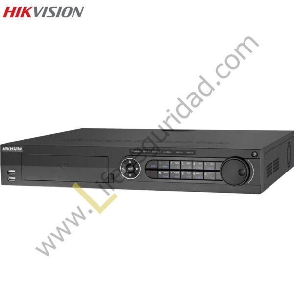 DS7316HQHI-SH DVR 16CH RESOLUCIÓN 1080P (1920X1080) HDMI, 4HDD, 4 CH AUDIO 1