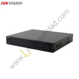 DS7316HWI-SH DVR 16CH / H.264 / 960H / WD1 / VGA - HDMI / SOPORTA 4HDD / DUAL STREAM