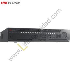 DS9108HFI-ST GRABADOR DIGITAL X 8CH H.264 2CIF 240IPS / 4CIF 120IPS