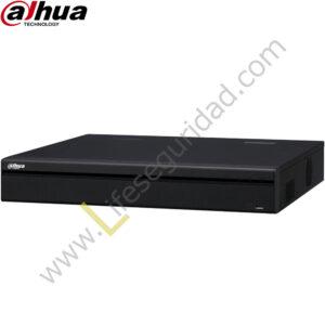 HCVR4224L-S2 DVR 24Ch TRIBRIDO ( Análogo 960H / IP / HDCVI ) 04 Audio | H.264 | 720 fps | 720P | HDMI | 2 HDD | 4ch IP