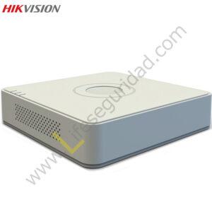 DS7104NI-SL-W NVR 4CH WI-FI / HASTA 3MP / TASA 40MBPS / SALIDA VGA / SOPORTA 1HDD / TCP/IP 10/100TX