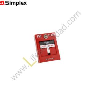 4099-9003 ESTACION MANUAL DE DOBLE ACCION DIRECCIONABLE SIMPLEX