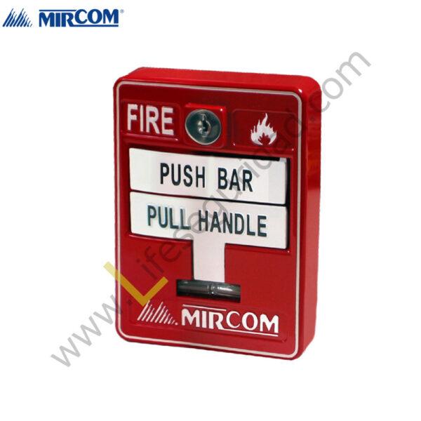 MS-710IDU Estacion Manual Direccionable 1