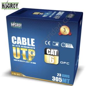 HG-CABUTP6 CABLE UTP - CAT 6