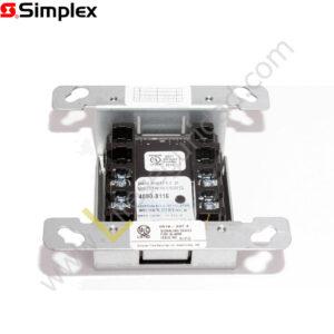 4090-9116 Módulo aislador de lazo IDNet 4090-9116