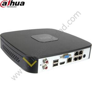 NVR1108 NVR 8CH | Hasta 1.3MP | TASA Bits 56Mbps | HDMI/VGA | 1 HDD | P2P | ONVIF
