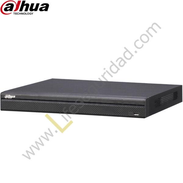 NVR4416-16P-4K NVR 16CH PoE | Hasta 12MP | TASA Bits 256Mbps | 2 HDMI/VGA | 4 HDD | ONVIF 1