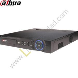NVR5416 NVR 16CH | Hasta 5.0MP | TASA Bits 160Mbps | HDMI/VGA | 4 HDD | ONVIF