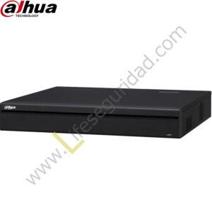 NVR5432-4KS2 NVR 32CH | Hasta 12MP | TASA Bits 320Mbps | HDMI/VGA | 4 HDD | P2P | ONVIF