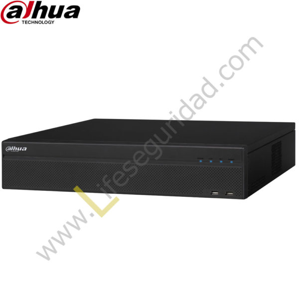 NVR5832-4KS2 NVR 32CH | Hasta 12MP | TASA Bits 320Mbps | 2 HDMI/VGA | 8 HDD | ONVIF 1