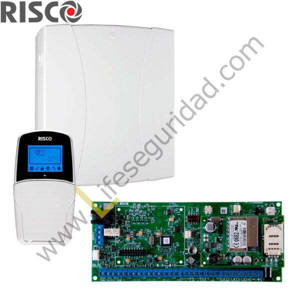 RP432M Panel de Control Lightsys Risco 1