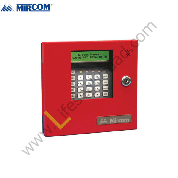 RAM-300LCDR Anunciador Remoto LCD 1