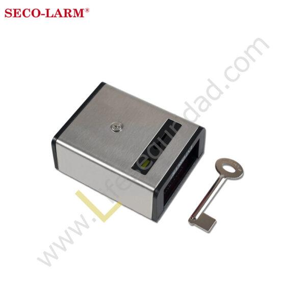 SS078 Botón de pánico con llave marca Secolarm Modelo SS078 1