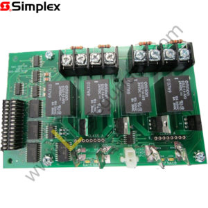 4007-9803 TARJETA EXPANZORA 75 DIRECCIONES PARA PANEL 4007ES SIMPLEX