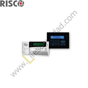 RP128K Teclado tactil elegant de RISCO
